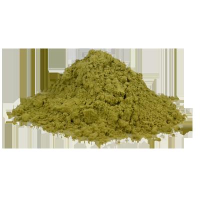 Selected Kratom Green Vein Pulver