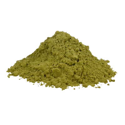 Kapuas Kratom Green Vein Pulver