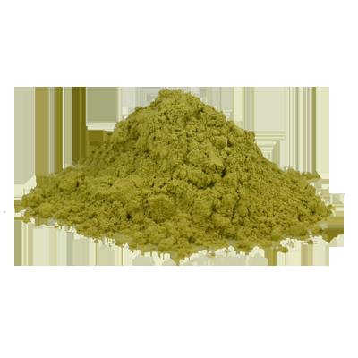 Sumatra Kratom White Vein Pulver